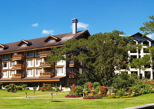 manor hotel baguio city philippines camp john hay travel vacation