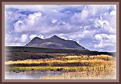 in sutherland - scottish highlands (~ paddypix ~) Tags: colour nature clouds scotland countryside sutherland picnik moodyblues benloyal ukandireland thatsbostin scenicsnotjustlandscapes ~wevegotthepower~