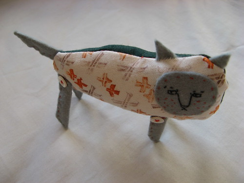cat toy aerial