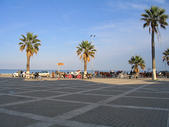 (sous0) Tags: sea tunisia boardwalk sousse