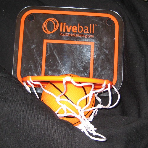 Liveball Basketball Set