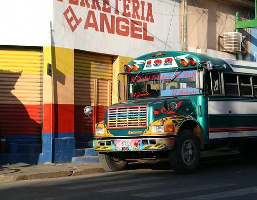 Marvelous Salvador bus
