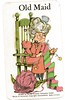 Old Maid (sparkleneely) Tags: childhood vintage cards games retro 1960s oldmaid