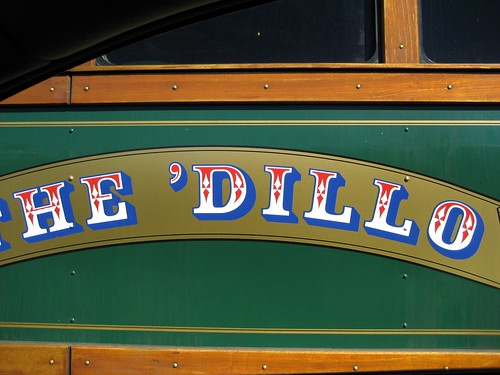 No more weekend service for the Dillo