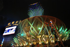Grand Lisboa Macau (Michael McDonough) Tags: china gambling casino macau grandlisboa  michaelmcdonough