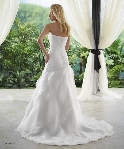 Trajes de novia baratos-980B