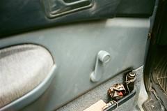 Dusty Door (timichango) Tags: sanfrancisco olympusxa roadtrip2006