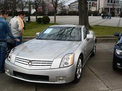 car silver linz sony convertible cybershot voiture cadillac american cabrio sonycybershot xlr roadster cabriolet silvercar dscp100 americancar sonydscp100 linzerautofrühling