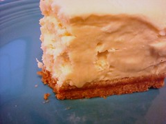 Organic Honey Cheesecake from Eat Local