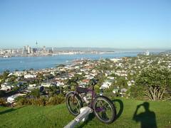 View of Auckland City from Mt Victoria in Devonport 작성자 ibikenz