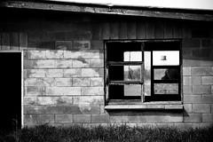 Windows (Rohan Phillips) Tags: road door old house building abandoned broken window water port nikon tank decay d70s wakefield 85mmf14