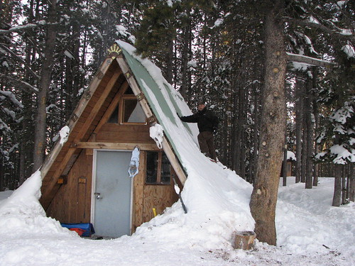 Williams Creek A-Frame
