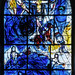 Tudeley, All Saints, Kent, Memorial East Window, Marc Chagall, 1967