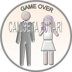casamento noivos game over