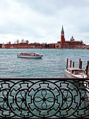 Looking towards San Giorgio Maggiore, Venice