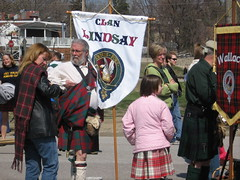 Clan Lindsay, Clan Wallace