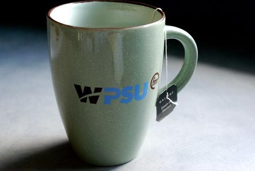 A cuppa WPSU