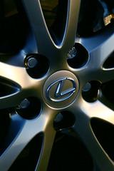 Lexus IS-250 (JonDM) Tags: wheel canon rebel 300d southcarolina lexus 24105mmlis 2008lexusis250