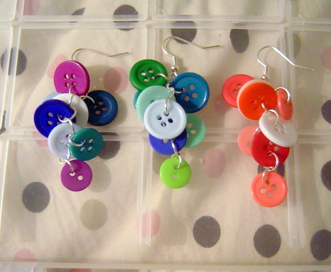 Earrings for a wholesale order