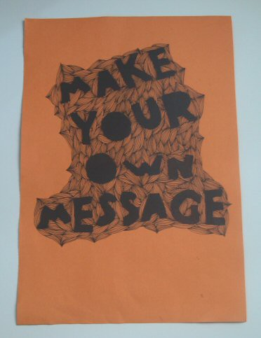 Whats your message?