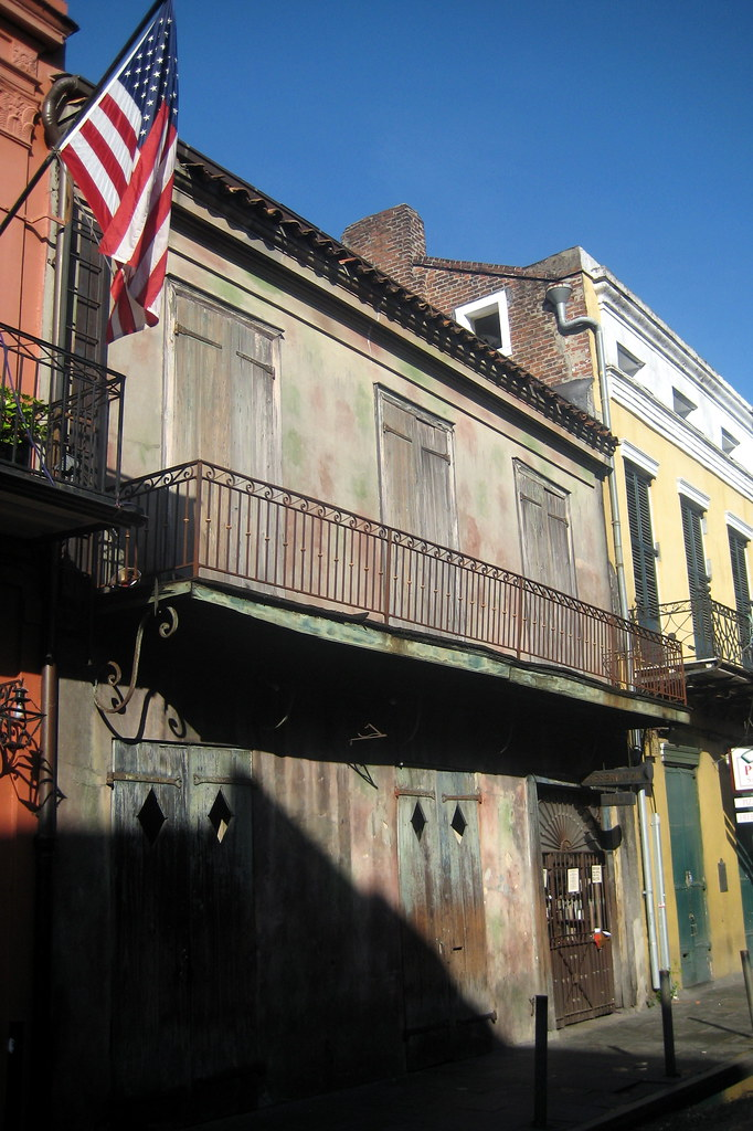 New Orleans - French Quarter: Preservation Hall