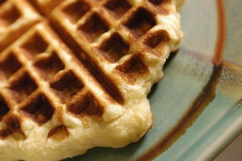 corny waffles I