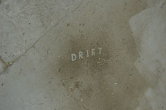 Drift (textartist) Tags: text installation dust drift textart tacomaartmuseum waygood writtenword driftexhibition