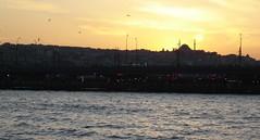 Istanbul - Turquie (intasko) Tags: city blue sunset sea vacation sun water turkey twilight peace dusk muslim islam religion turkiye atmosphere istanbul mosque turquie vision sultan ottoman 1001nights crepuscule ville masjid pacha sultanahmet peacefull dey bey