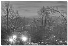 FEBRUARY 2017-020502-22 (Nick and Karen Munroe) Tags: brampton blackandwhite blackwhite bw bandw munroedesignsphotography munroedesigns munroephotography munroe monochrome night nightsky nighttime nightphotography winte mist rain snow sparkle sparkling nikon nickandkarenmunroe nickmunroe nikond750 nikon85f18 85mm longexposure timed karenick23 karenick karenandnickmunroe karenmunroe karenandnick ontario outdoors canada clouds winter neighbourhood weather