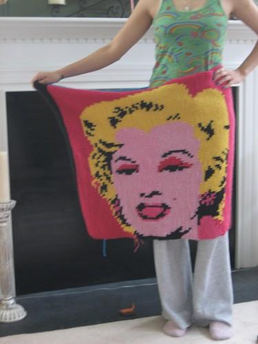 Marilyn Pre Felt