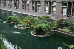 Open House London - The Barbican Centre