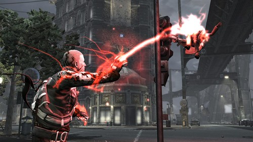 Infamous 2 Powers Guide