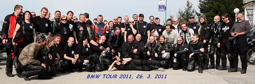 BMW TOUR 2011 by Cheek on Bike