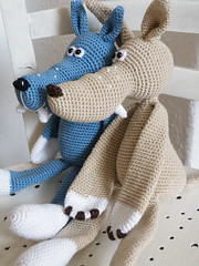 2011_06112Wolf0019 (Pfiffigste Fotos) Tags: wolf pattern amigurumi crocheted hkeln hkelanleitung gehkelter hkelblog