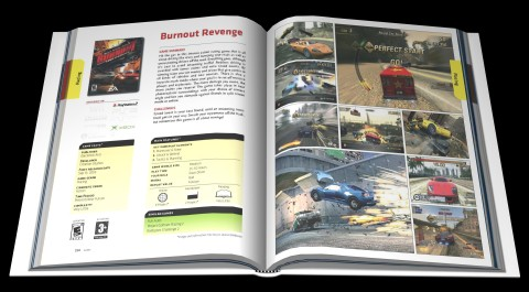 Book of Games Volume I - Burnout Revenge