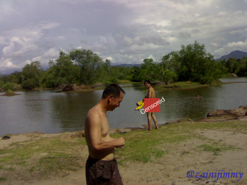 mandi lah