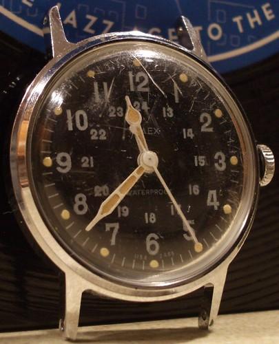 Timex 1968 Military Sprite