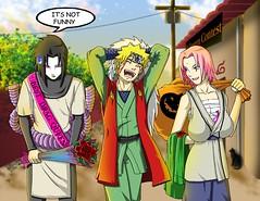 Team #7 (SwEeTy+GiRl=Me  make me smile ) Tags: team sakura naruto sasuke