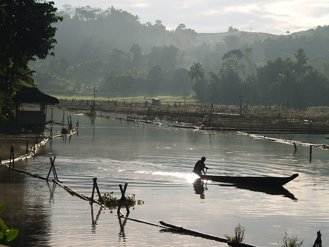 Misty Lake Seloton at Lake Sebu, South Cotabato