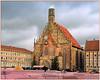 Liebfrauenkirche Nürnberg mit Christkindlesmarkt