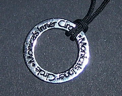 Declaration Ring - Monica's Inner Circle