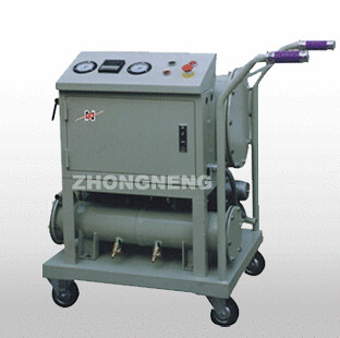 JL Portable Oil Purifying and oil filling machine
