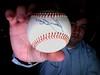Photo of Autographed Baseball