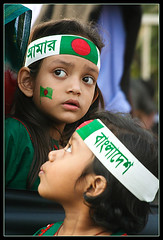 Amar Bangladesh (Catch the dream) Tags: portrait face look children december child expression bongo victory dhaka moment independence bengal bangladesh bangla bengali victoryday bangladeshi bangali 16december sidraidphotoexhibition2008 catchthedream childrenbestphotos gettyimagesbangladeshq2