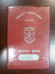 Permaisura Primary School Report Book