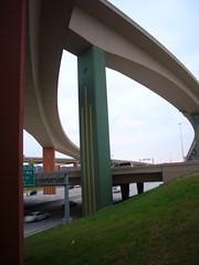 Yonic Interstate (joguldi) Tags: landscape infrastructure highways interstate framing everyday suggestion metaphor interaction
