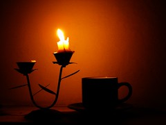 Candle Light Tea