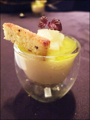 Bacchus (London) - Nashi pear sorbet