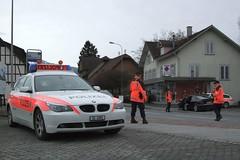 Swiss Traffic Police (Kecko) Tags: car schweiz switzerland check europe traffic suisse action swiss police kecko ostschweiz cop bmw svizzera rheintal 2008 verkehr polizei policeman kontrolle heerbrugg swissphoto rheintalbild
