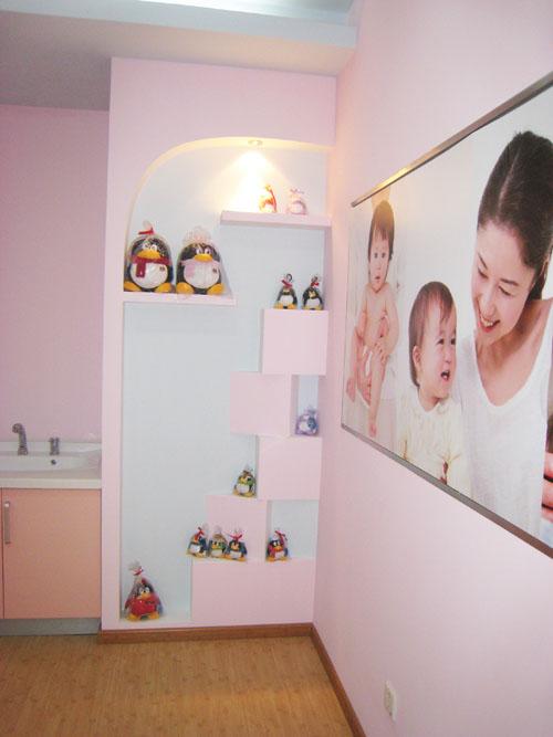 腾讯母婴室-室内照片2